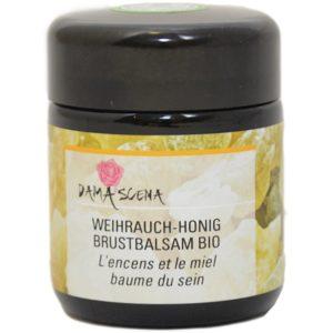 Weihrauch-Honig Brustbalsam
